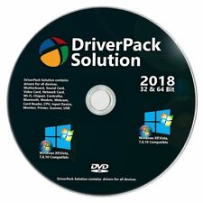 NEW PC & Laptop Driver Pack - Wifi & Network Drivers Windows XP/7/8/10