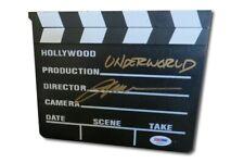 Len Wiseman Autographed Mini Movie Clapper Underworld Director PSA AE83521