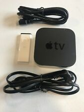Apple TV  32GB HD Media Streamer - Model A1625  With Aftermarket Remote #6462