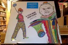 R. Stevie Moore Jason Falkner Make It Be LP sealed vinyl + download card