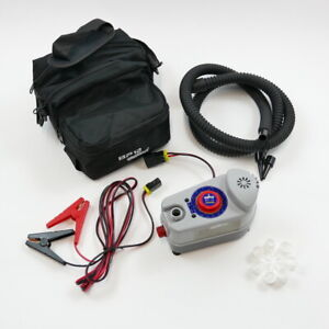 BRAVO BP12 High Pressure 14.5 PSI 12V Electric Pump for Inflatables