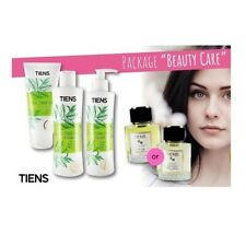 Tiens Beauty Pack for women: shampoo, shower gel, hand cream and Perfume