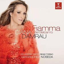 Diana Damrau - Fiamma Del Belcanto (NEW CD)