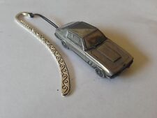 Jensen Interseptor FF ref108  FULL CAR on a Pattern bookmark with cord