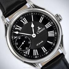 JL Classic Molnija Russian Mechanical watch montre russe classique calibre 3603
