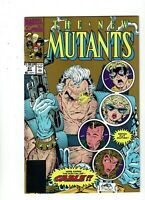 New Mutants #87, VF/NM 9.0, 1st Appearance Cable (2nd Print)