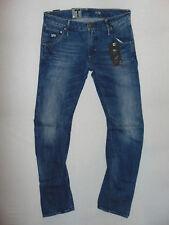 G-Star Raw 50783 ARC 3D Slim  W32 L34  Mens Blue Light Aged Thrive Denim Jeans