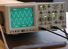Top: HAMEG hm404-2 40mhz analog oscilloscope-excellenter stato
