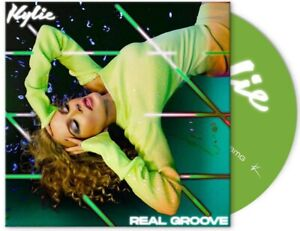 Real Groove Remixes Card-Sleeve Promo CD from the Album DISCO by Kylie Minogue