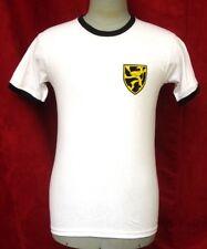 maillot BELGIQUE 1972 N°9 Football shirt trikot Belgium vintage World cup vtg