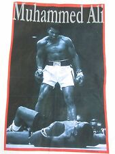 Muhammed Ali Mens Short Sleeve White T-Shirt Size XXL Boxing