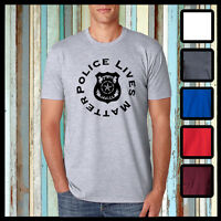 Police Lives Matter Tshirt, Blue Lives Matter T-shirt, Protect and Serve