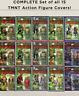 Teenage Mutant Ninja Turtles - COMPLETE SET of (15) TMNT Action Figure Covers!