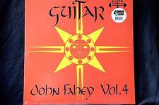 "John Fahey Guitar Vol 4 San Bernardino 180g 12"" vinyl LP New + Sealed"