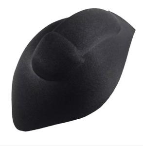 Men's Bulge Enhancer Cup Pouch Sponge Insert Pads in Underwear Black or White