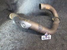Honda Crf450 2009-2012 Usado Original Oem Frontal De Escape Header Pipa cr3029
