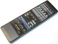 Sharp G0453GE VCR Video Cassette Remote Control for Model VC2208 VC2208U VCA207