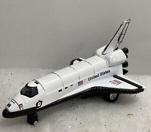 Playmaker NASA United States Endeavor Space Shuttle Pull Back