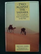 Two Against the Sahara: On Camelback from Nouakcho
