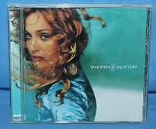 Madonna Ray Of Light CD 1998 Mavrick Records 0 45767-2