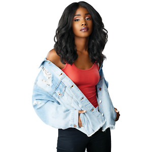 Sensationnel Synthetic Hair Lace Front Wig Kinks & Co BORN STUNNA