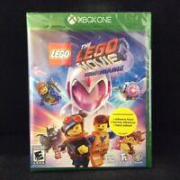 Lego Movie 2 Videogame (Xbox One) BRAND NEW/ Region Free