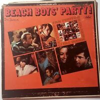 Beach Boys' Party!: Capitol Records 1965 Vinyl LP Gatefold (Rock)