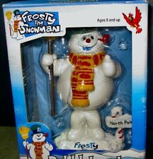 FROSTY THE SNOWMAN Bobblehead Collector Series Christmas Cartoon NEW IN BOX