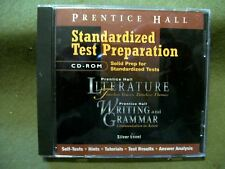 Prentice Hall Grade 8 Silver Level Standardized Test Preparation CD-ROM