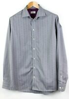 ETON Men Contemporary Fit Casual Formal Shirt Size 41 - 16 LZ48