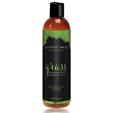 Olio da massaggio alle erbe - Intimate Organics Oil Grass 240 ml Масло массажа