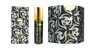 A Boîte De 6 King Sultan 6ml Par Nabeel Accords Musky Ambre Lavande Parfum Huile