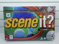 SCENE IT? FIFA  THE DVD GAME Trivia with match clips BRAND NEW SEALED