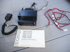 Kenwood Tm-721A dual band transceiver