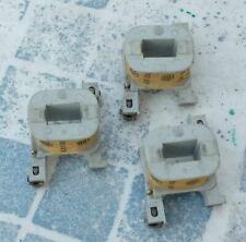 Lot de 3 Telemecanique LX1D09 bobine 48VAC 50/60Hz