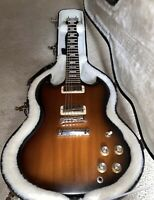2017 Gibson SG Special Limited Edition Sunburst W/ HSC