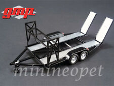 GMP 14302 TANDEM CAR TRAILER with TIRE RACK FOR 1/43 DIECAST MODEL CAR