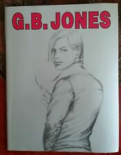 G.B. Jones. Unobtainable collection of artwork from punk artist & filmmaker