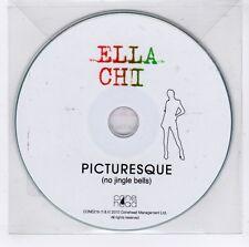 (GJ443) Ella Chi, Picturesque (no jingle bells) - 2010 DJ CD