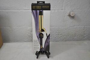 "Hot Tools Signature Series Gold Curling Iron Wand 1 1/4"" HN143"