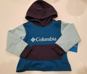 Columbia Toddler Girl Park Hoodie Size 2