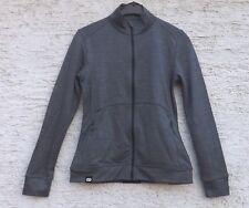 Reda Rewoolution Snug Jacket Women Women's Made out of Merino Wool Charcoal