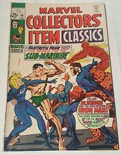 marvel collectors item classics # 19