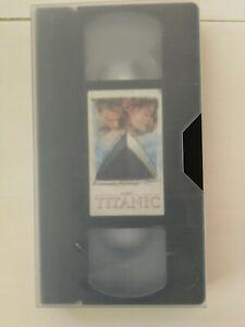 Titanic - Kate Winslet - VHS FREE POSTAGE