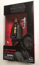 Star Wars Black Series Solo Lando Calrissian Figure - 6''/16 cm tall - Hasbro