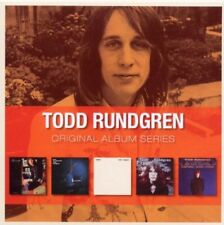 TODD RUNDGREN ORIGINAL ALBUM SERIES 5CD ALBUM SET