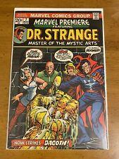 Marvel Premiere #7 - Doctor Strange (1973) Very Good Condition