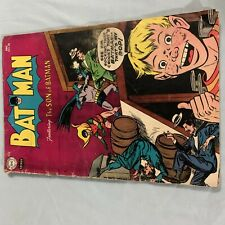 New ListingBatman #88 Golden Age Pre Code 1954 Son of Batman G/Vg
