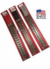 """Craftsman 6pc Socket Rack Rail Holder Metric SAE 1/4 3/8 1/2"""" MADE IN USA"""