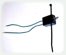 Weather Resistant Enclosed On-Off Light Switch (SPST)